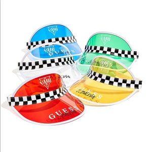 Guess x J Balvin Vibras Visor Hat